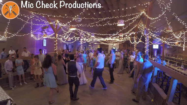 Mic Check Productions DJ Services