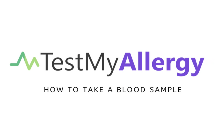 How to take a blood sample