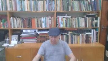 Homenagem ao poeta Thiago de Mello nos seus 95 anos