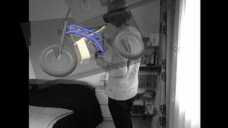 Trim Latte - 3D modeling in Gravity Sketch