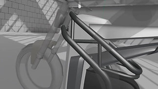 Trim Latte - 3D model in Gravity Sketch