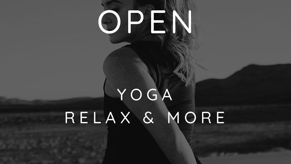 Yoga - Videothek - open