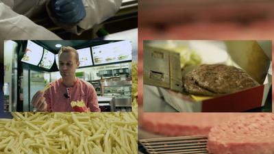 Pavel Cejnar pro McDonalds