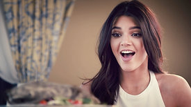 Kendall and Kylie Jenner MMVA Host Spot