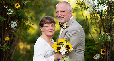 50th Anniversary Vow renewal