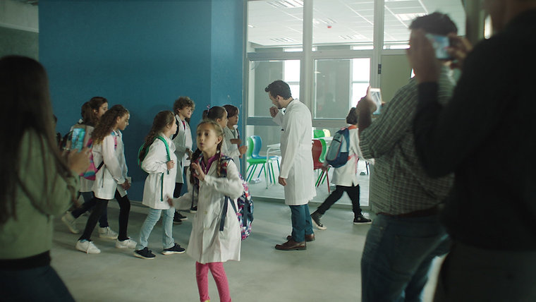 Campaña Educación GCBA