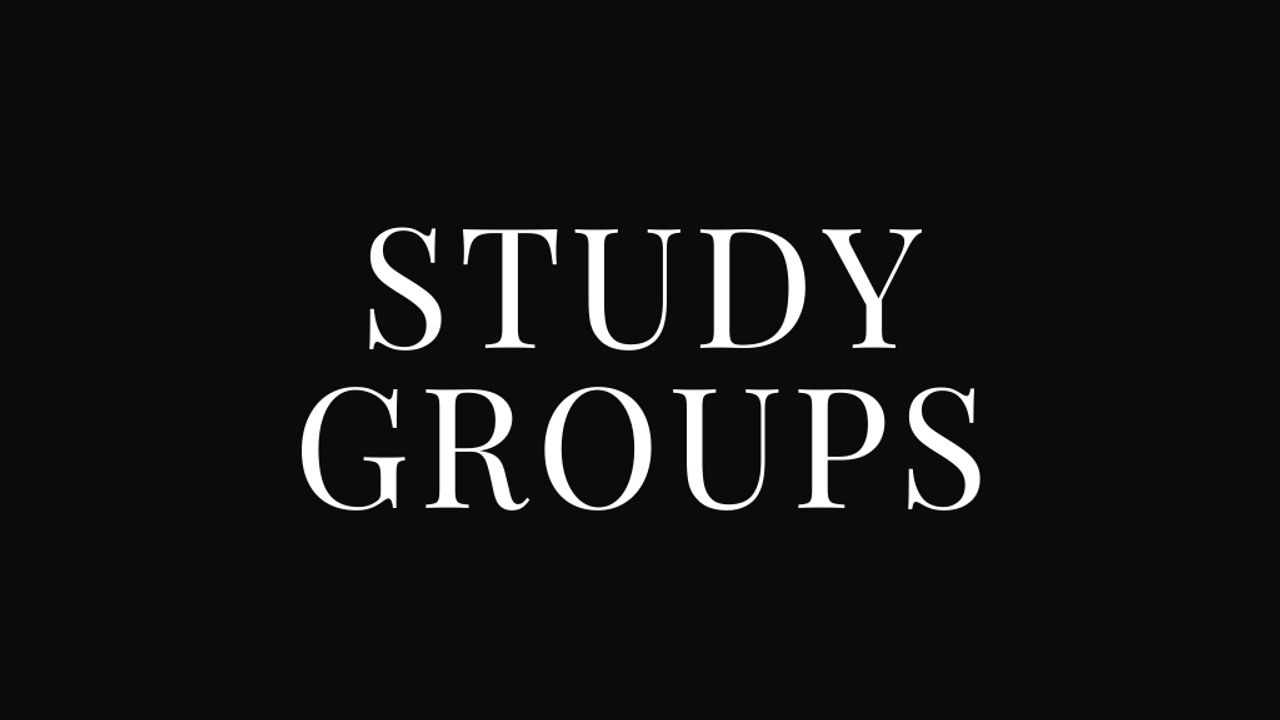 Attending a Study Group