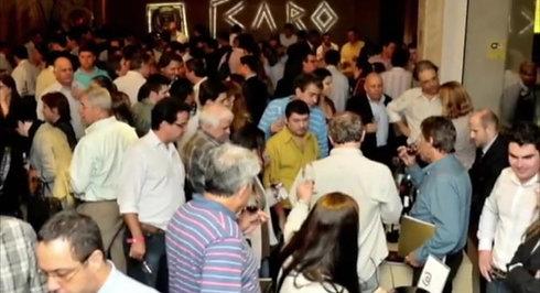 Wine show - cliente / Grupo Paludo