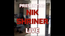Live at the Senior Center