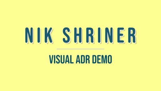 Nik Shriner - Visual ADR Demo