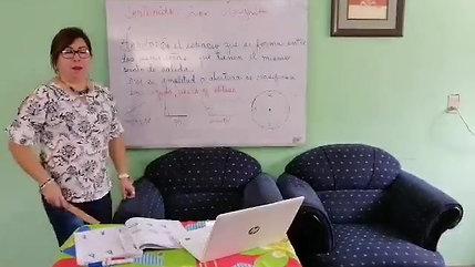 Profa. Ada de Vásquez 3° Clase de los ángulos