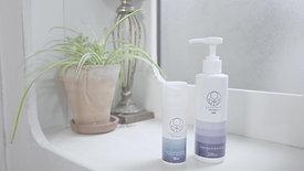 イスクラ産業株式会社様 「イスクラファージ Skin Balance 洗顔料」と「イスクラファージ Skin Balance 美容液」の使い方