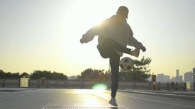 フリースタイルフットボーラー / HIKARU