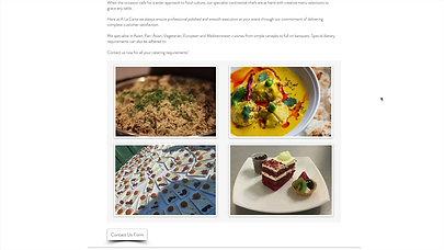The Atrium - Website Design