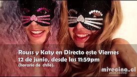 Rouss y Katy - Directo