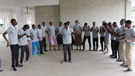Pamoja by Wesley College Choir