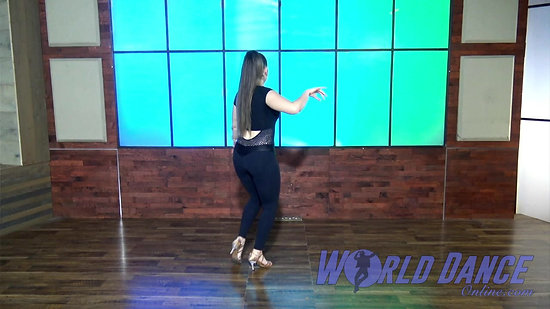 Bachata Ladies Style Level 2 - PDO Money Moves by Erica Nicole