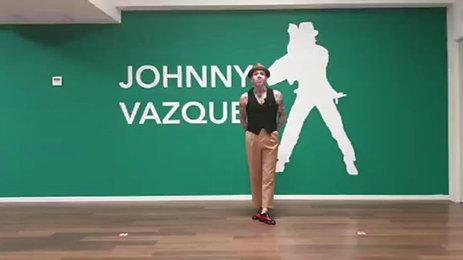 Johnny Vazquez Footwork Sequenc