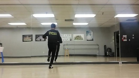 Advanced Footwork On1 by Marco Rosas