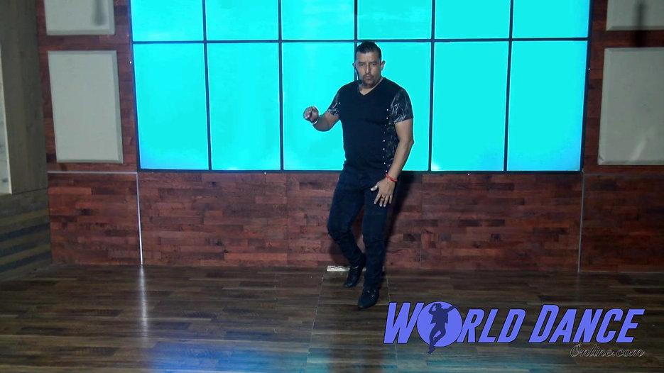 Salsa On1 Basic Class by Chuy Rumba Buena