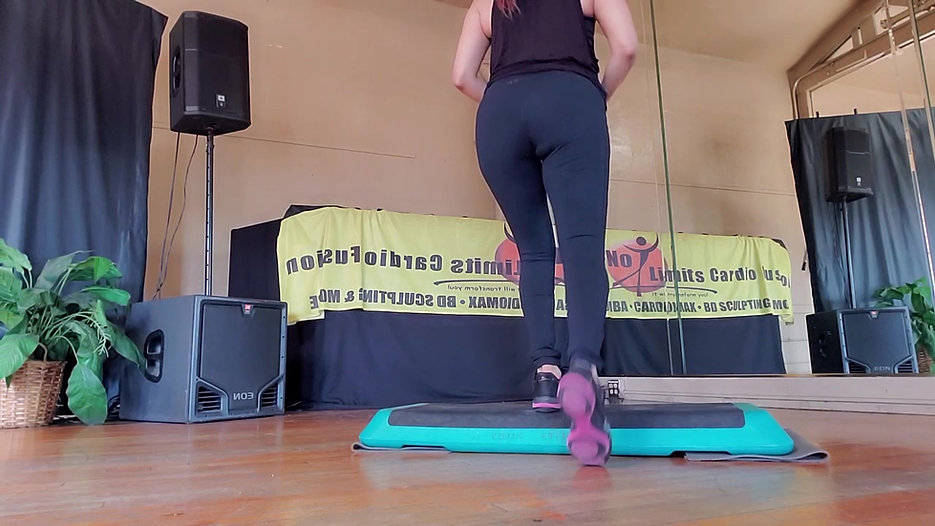 Basic Step Tutorial 1 - No Limits Fitness