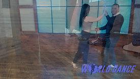 Salsa Basic Steps - Lovie's Dance Co.