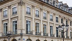 Maison Boucheron - 26 Vendôme - Ornementation