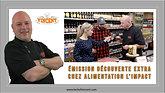 Découverte Extra chez Alimentation l'IMpact avec Le Chef Vincent