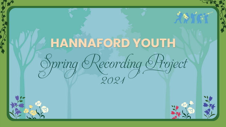 2021 Spring Recording Project