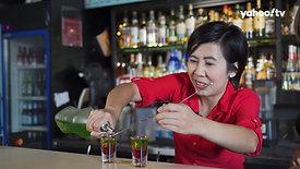 Yahoo TV - Mixing Drinks