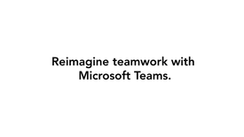 Singtel x Microsoft Teams