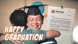 WATAH! - Graduation Surprise