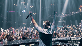 Marquee Presents Alesso