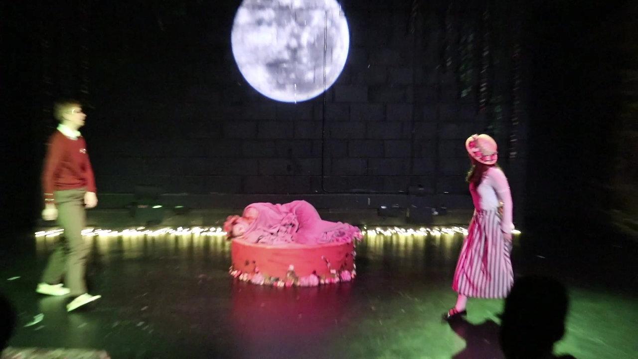 A Midsummer Night's Dream ISDA