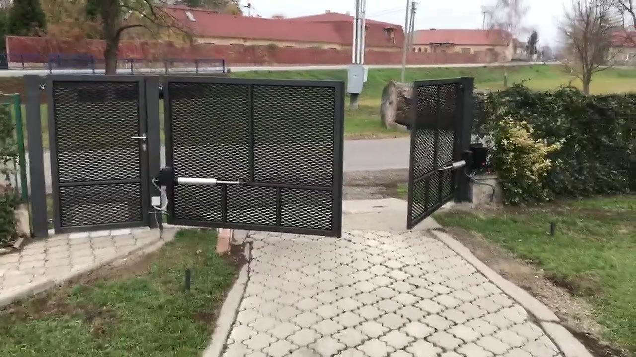 Brána s pohonom