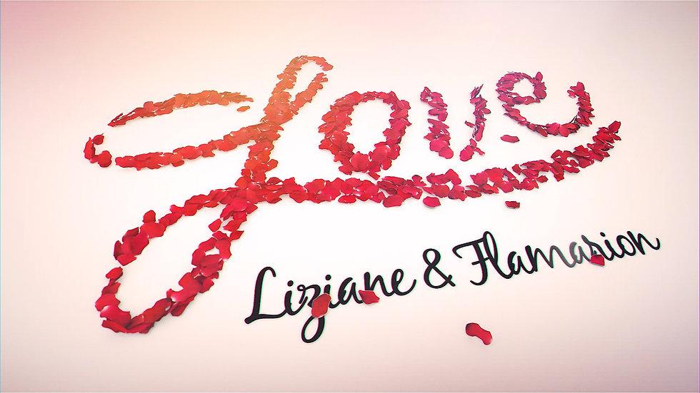 Liziane e Flamarion - Alta Qualidade