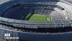 OVER MET LIFE STADIUM 4K