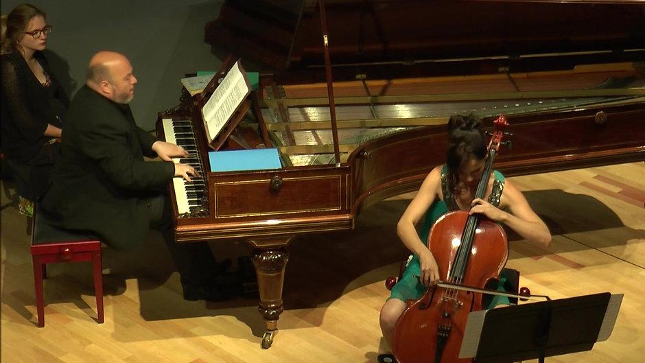 Schumann, Adagio Allegro, mvt1