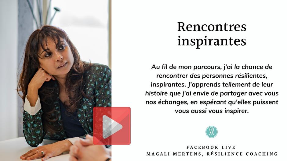 Magali Mertens, résilience coaching
