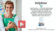 "Rencontre inspirante : Delphine Remy. ""Cancer ? Je gère"""