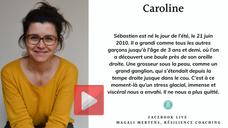Rencontre inspirante : Caroline Cols. Les Avions de Sébastien