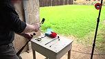 Pedersoli Le Page  Muzzle loading Percussion Pistol .44 Cal