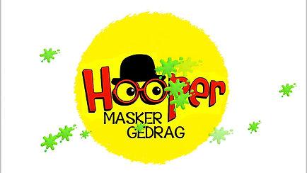 HOOPER MASKER GEDRAG