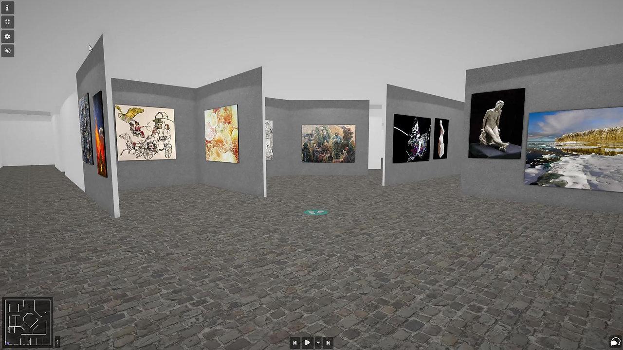 Démonstration d'une exposition