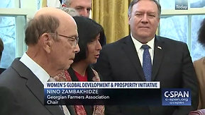 President Trump Launches Womens Global Development Prosperity Initiative