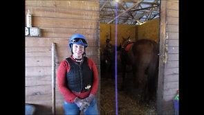 Exercise Rider Erika Miklos