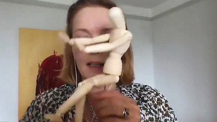 Caroline Goyder - Zoom Jail