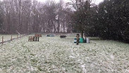 Laser Tag in the snow!