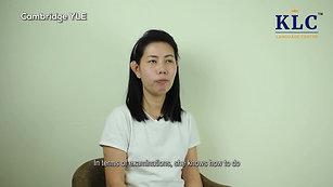 Cheng Shu Wen, 4 Years Old