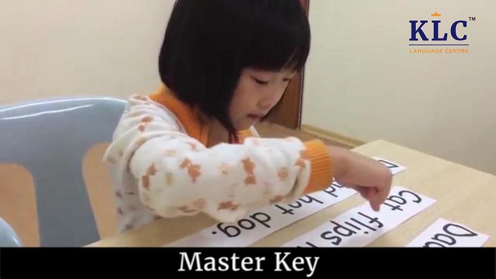 Master Key Programme